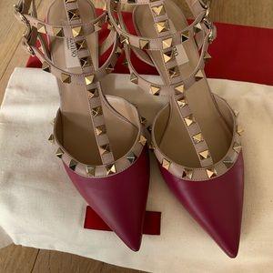 Valentino Rockstud heels size 37 1/2